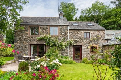 Julie's Cottage - holiday cottage sleeping 6 in Bennet Head, Watermillock by Ullswater in the Lake District